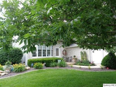 Quincy Single Family Home For Sale: 4607 Quail Creek Dr
