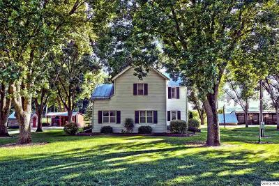 Quincy Single Family Home For Sale: 331 Highway 57