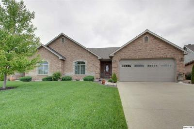 Quincy IL Single Family Home For Sale: $349,900