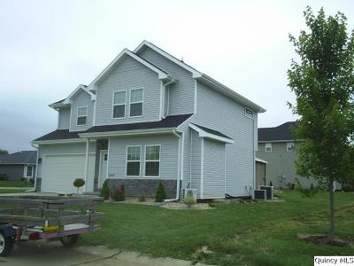 Quincy Single Family Home For Sale: 2610 N 15th