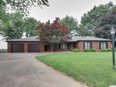 Quincy Single Family Home Contingent - Show: 2134 S 40th