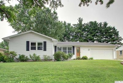 Quincy Single Family Home Contingent - Show: 4111 Pine Tree Road