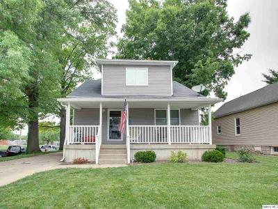 Quincy Single Family Home For Sale: 2101 Jefferson St