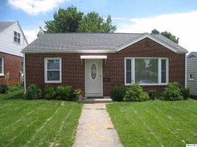 Quincy Single Family Home For Sale: 715 S 19th