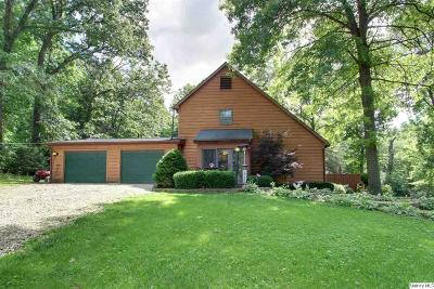 Fowler Single Family Home For Sale: 9216 Columbus Rd
