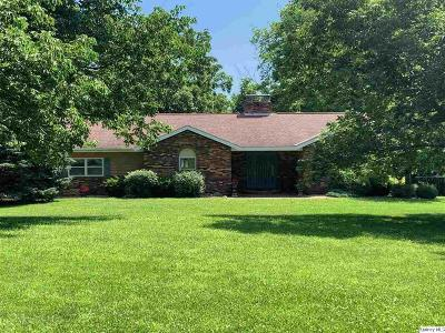 Quincy Single Family Home For Sale: 5205 Hinton Court North