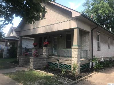 Quincy Single Family Home For Sale: 622 S 18th St