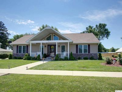 Payson Single Family Home For Sale: 107 Mills Street