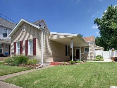 Quincy IL Single Family Home Contingent - Show: $104,500
