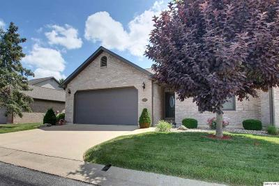 Quincy IL Single Family Home For Sale: $229,900