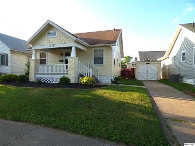 Quincy IL Single Family Home Contingent - Show: $113,500