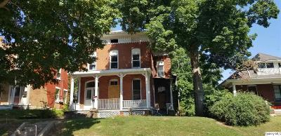 Quincy IL Multi Family Home For Sale: $19,900