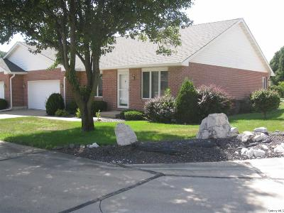 Quincy IL Single Family Home For Sale: $179,900