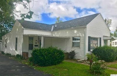 Quincy IL Single Family Home For Sale: $59,900