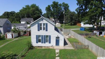 Quincy IL Single Family Home For Sale: $76,900