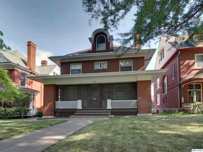 Quincy Single Family Home For Sale: 1241 Park Place