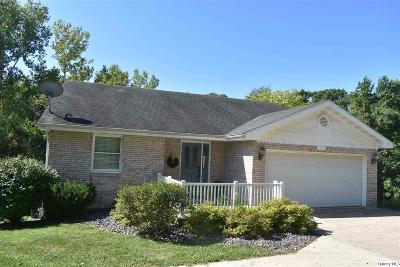 Quincy IL Single Family Home For Sale: $244,500