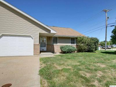 Quincy IL Multi Family Home For Sale: $189,900