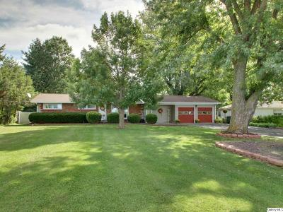 Quincy IL Single Family Home Contingent - Show: $194,900