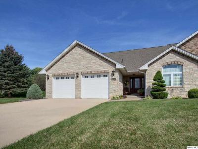 Quincy IL Single Family Home For Sale: $276,000