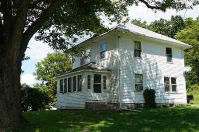 Single Family Home For Sale: 12415 Us Hwy 52