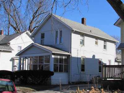 Davenport IA Multi Family Home For Sale: $44,900