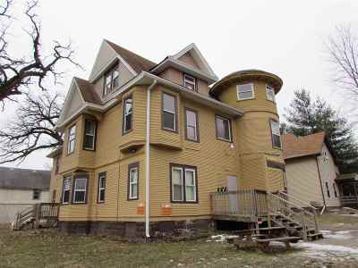 Multi Family Home For Sale: 637 E 15th