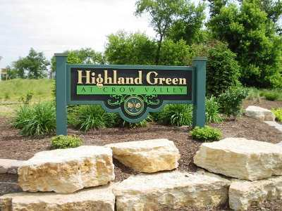 Highland Green Residential Lots & Land For Sale: 2843 Eagle Heights
