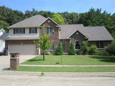 Clinton Single Family Home For Sale: 201 Whispering Pines