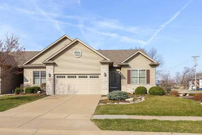 Bettendorf Condo/Townhouse For Sale: 1396 Pinnacle Pines