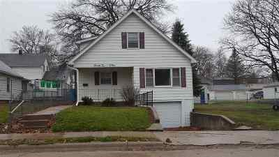 Single Family Home For Sale: 2204 N 8th