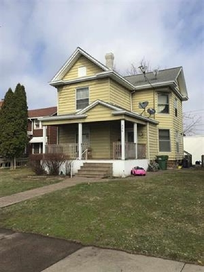Clinton Multi Family Home For Sale: 330 3rd Ave S