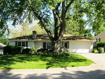Clinton Single Family Home For Sale: 1927 Circle