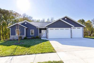 Le Claire Single Family Home For Sale: 1002 Iowa