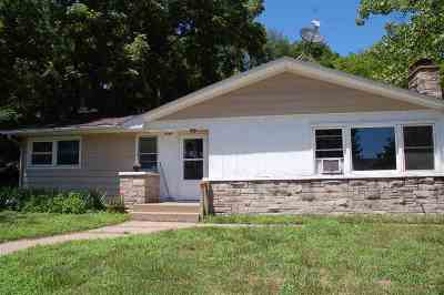 Clinton Single Family Home For Sale: 1240 8th Ave S
