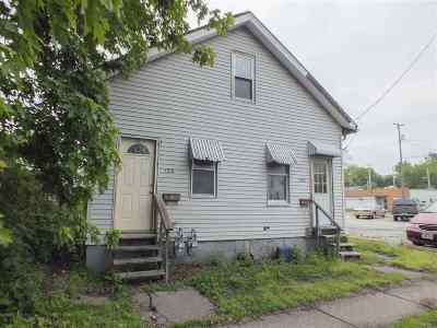 Davenport Single Family Home For Sale: 1208 W 5th