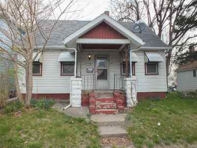 Davenport Single Family Home For Sale: 1328 W 13th