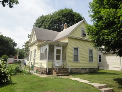Davenport Single Family Home For Sale: 721 W 15th