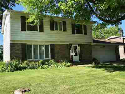 Clinton Single Family Home For Sale: 1031 8th Ave N