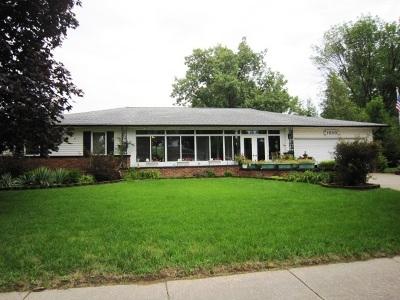 Clinton Single Family Home For Sale: 1630 Fairway