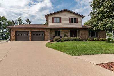 Camanche Single Family Home For Sale: 312 16th