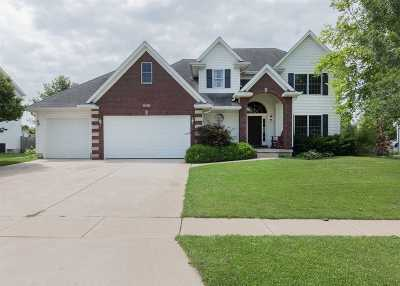 Eldridge Single Family Home For Sale: 1001 W Price