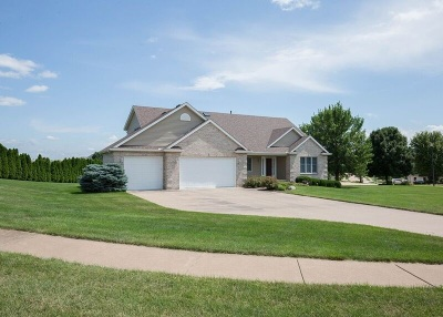 Davenport Single Family Home For Sale: 6609 Woodland