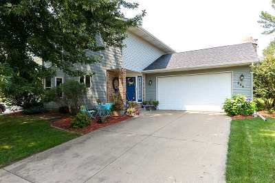 Eldridge Single Family Home For Sale: 224 W Dammann