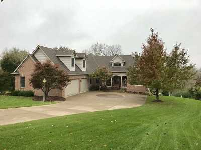 Bettendorf Single Family Home For Sale: 19474 258th