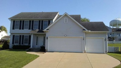 Davenport Single Family Home For Sale: 1127 Meadow View