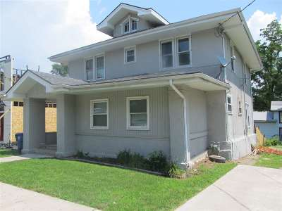 Davenport Single Family Home For Sale: 907 Pershing