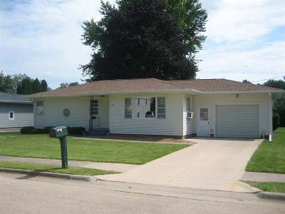 Clinton Single Family Home For Sale: 717 NW 14th