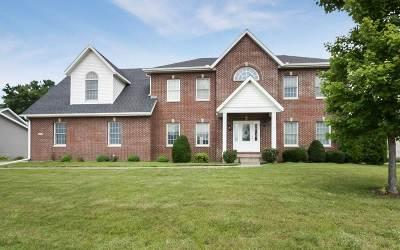 Eldridge Single Family Home For Sale: 880 Rustic View