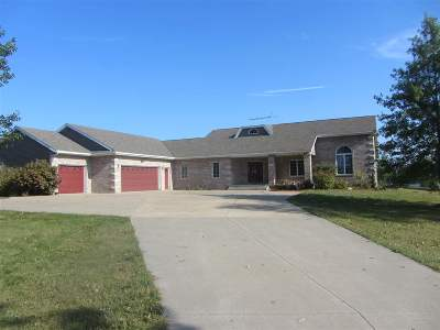 Camanche Single Family Home For Sale: 2812 9th